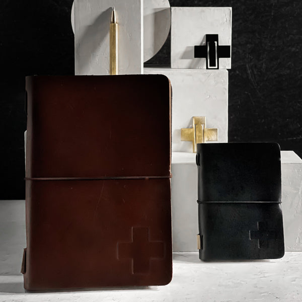HERITAGE Boutique Icon Leather Journals