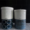 INDIGO DREAMS Boutique Collection Canisters