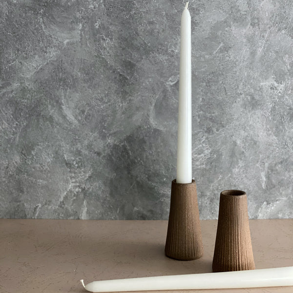 Amy Hamley Canyon Candleholder