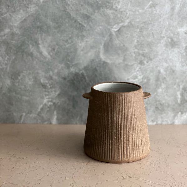 Amy Hamley Canyon Short Vase