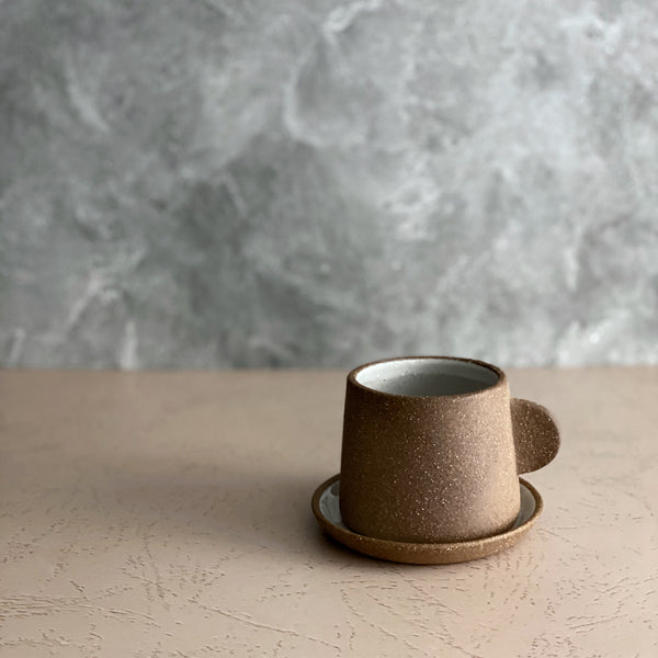Amy Hamley Canyon Tea Cup + Saucer