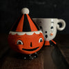 Johanna Parker Big Top Sugar & Creamer Carnival Cottage by Magenta Johanna Parker Collectibles Mid-Century and Timeless Folk Art Halloween Design Johanna Parker at California Englished | An Authorized Johanna Parker Design Retailer | Online Stores that Sell Johanna Parker & Where to Buy Johanna Parker