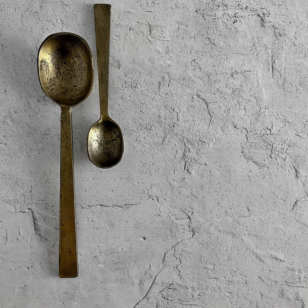 Rae Dunn French Roast Spoons Boutique HERITAGE Collection | California Englished | Available Now: CaliforniaEnglished.com | Rae Dunn Boutique Stores | An Authorized Rae Dunn by Magenta Retailer