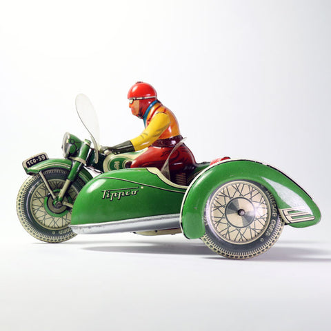 Tippco Motorcycle and Sidecar, TCO-59