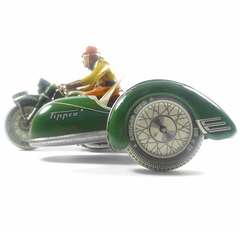 Tippco Motorcycle and Sidecar