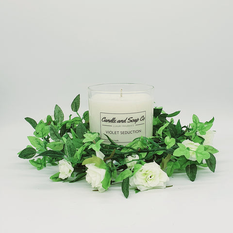 Violet Seduction Candle