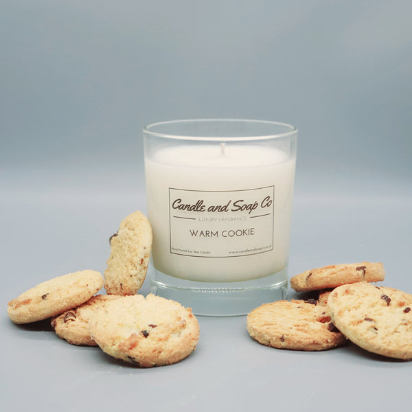 Warm Cookie Candle