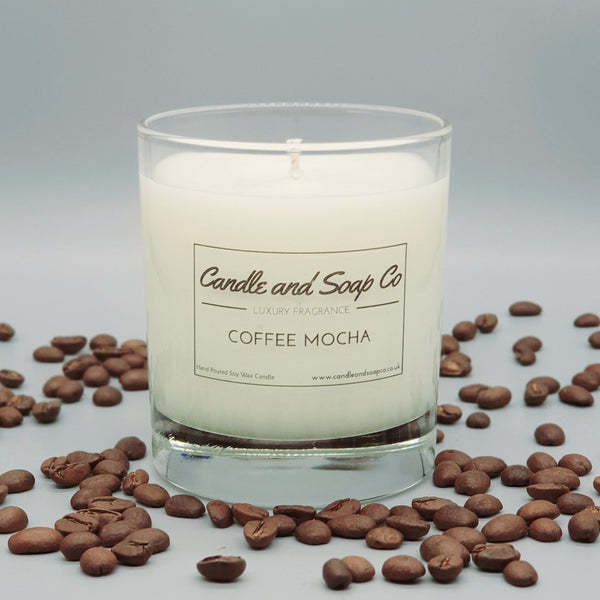 Coffee Mocha Candle