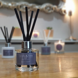 Black Cherry - Glass Reed Diffuser