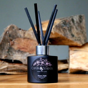 Pink Fizz - Black Reed Diffuser