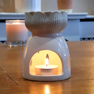 Lotus flower Wax Melt Burner