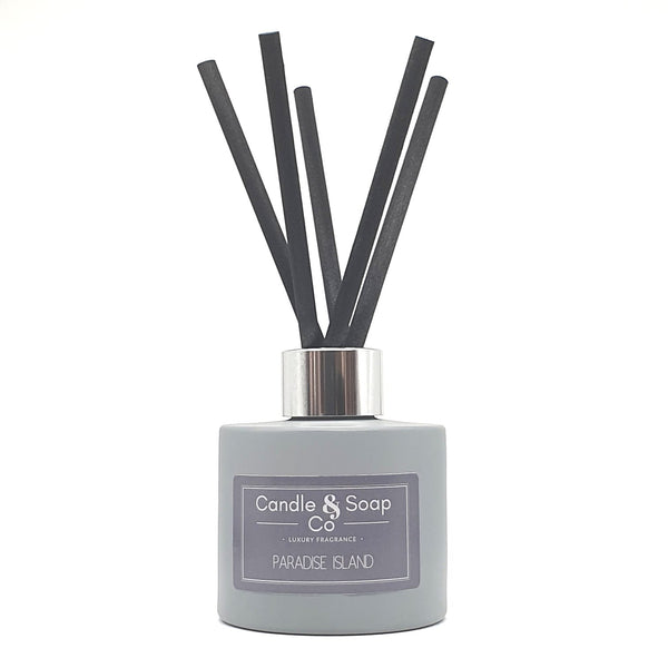 Paradise Island - Grey Reed Diffuser
