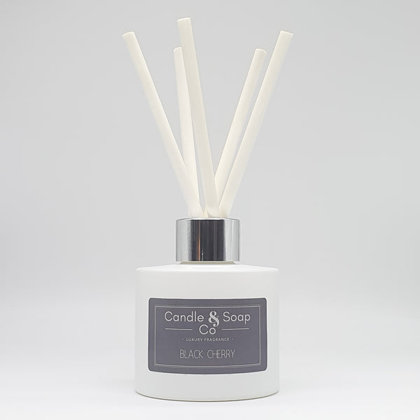Black Cherry - White Reed Diffuser