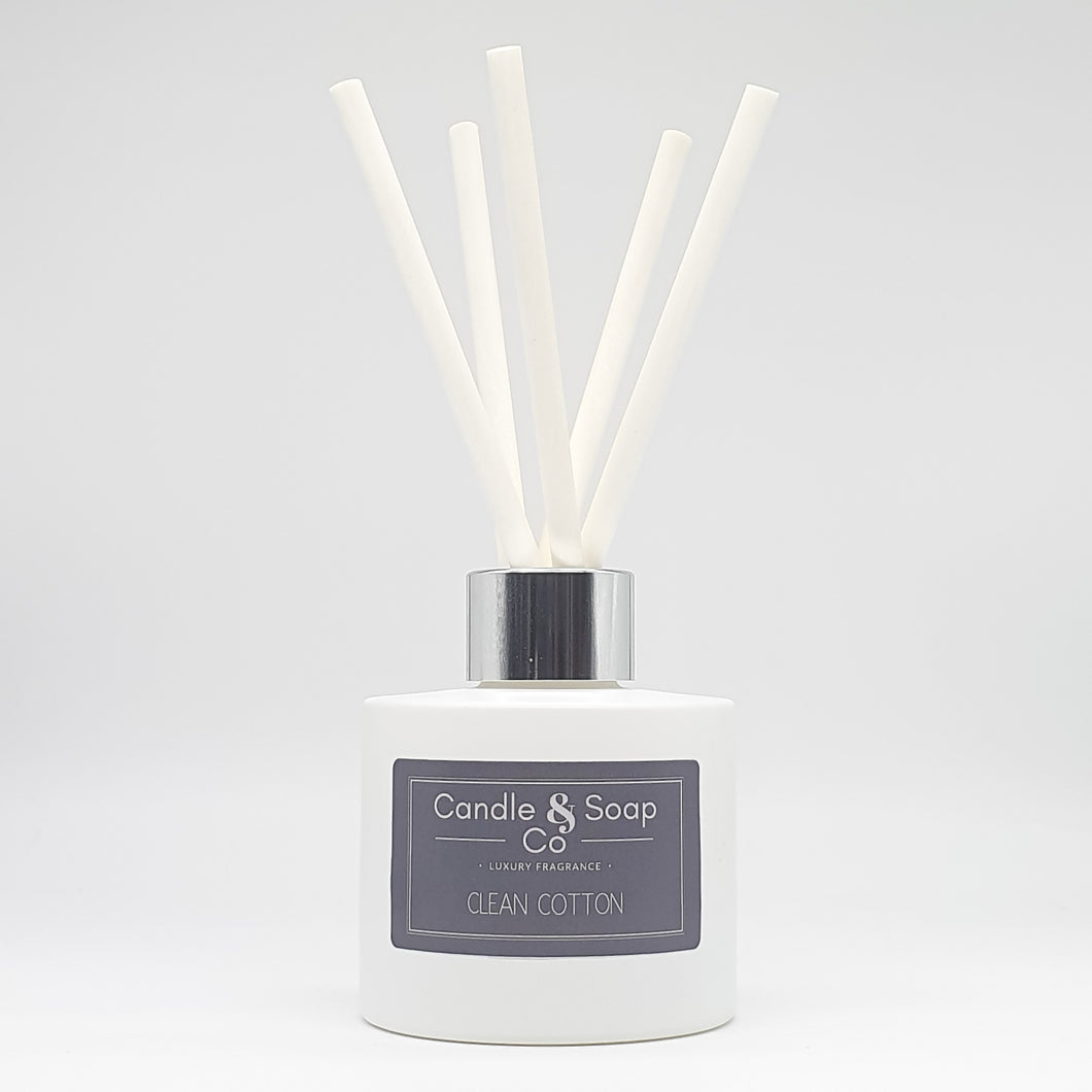 Clean Cotton - White Reed Diffuser