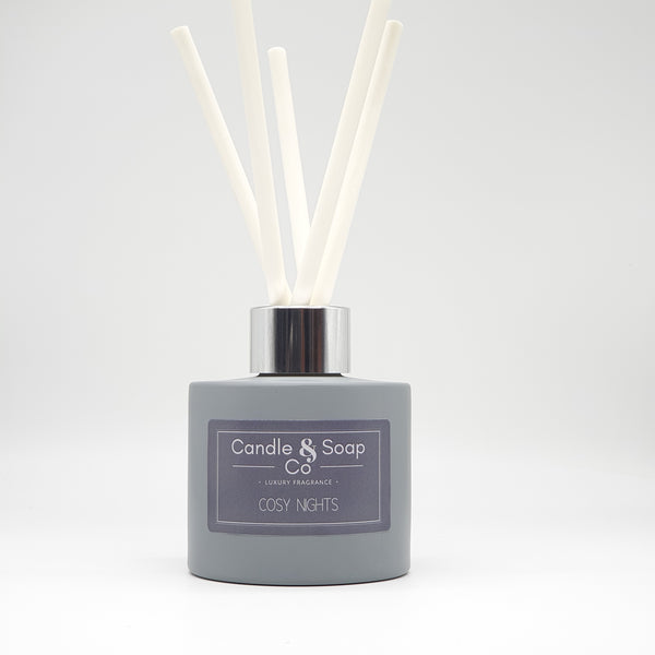 Cosy Nights - Grey Reed Diffuser
