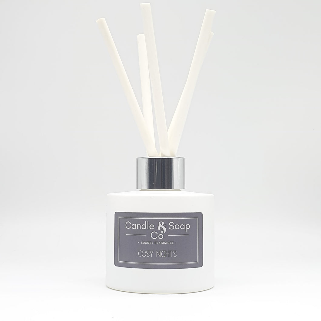 Cosy Nights - White Reed Diffuser