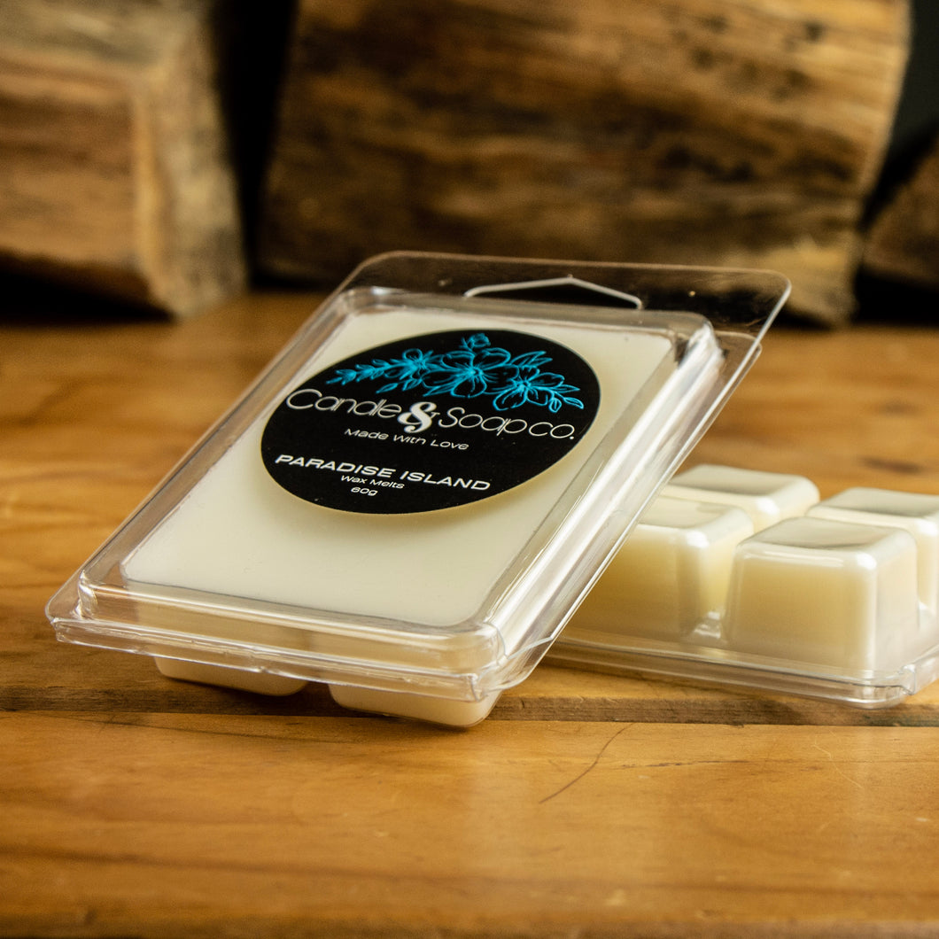 Paradise Island Wax Melts