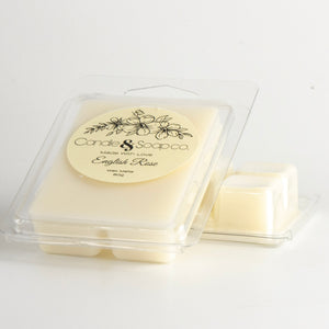 English Rose Wax Melts