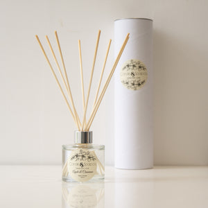Apple & Cinnamon Glass Diffuser