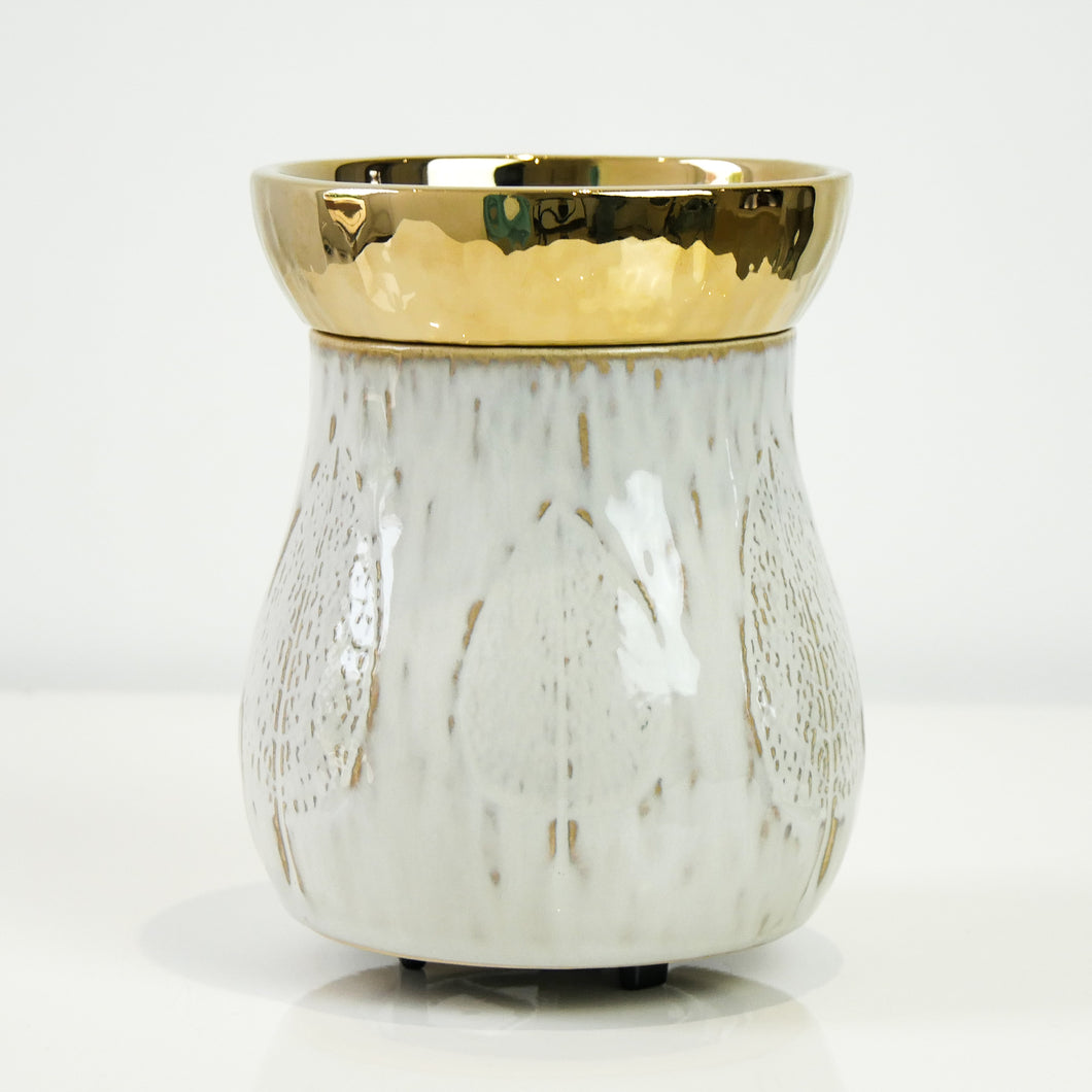 Electric Rustic Ceramic Wax Burner