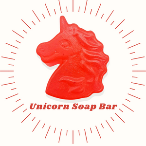 Unicorn Soap Bar