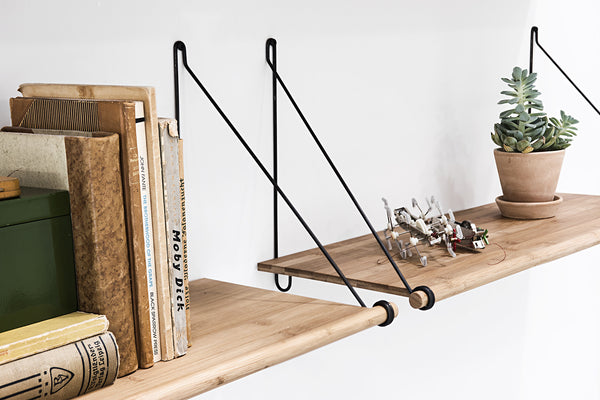 LOOP SHELF by We Do Wood