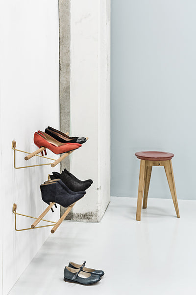 SHOE RACK by We Do Wood