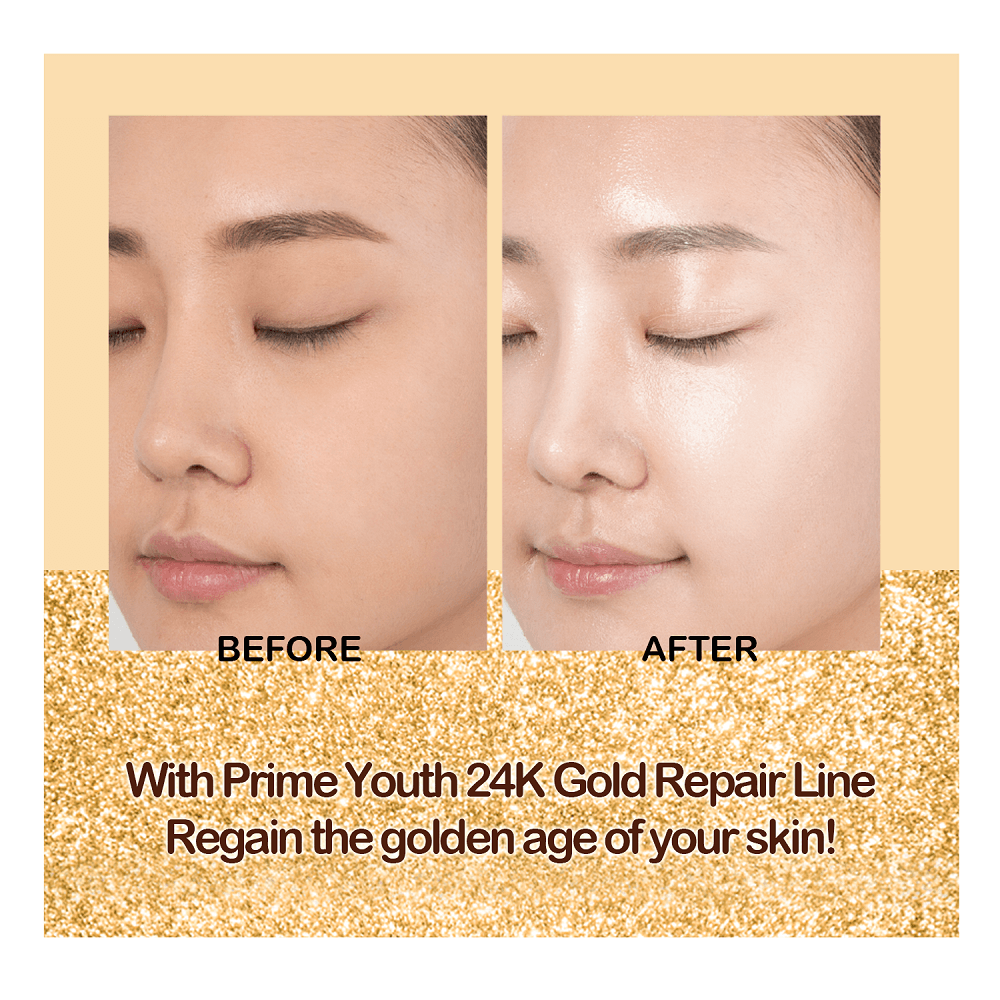 Toner Gold | Prime Youth 24k Gold Toner