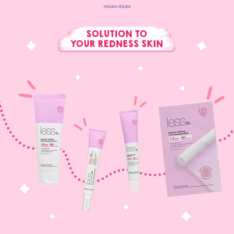 Less on Skin Redness Calming CICA