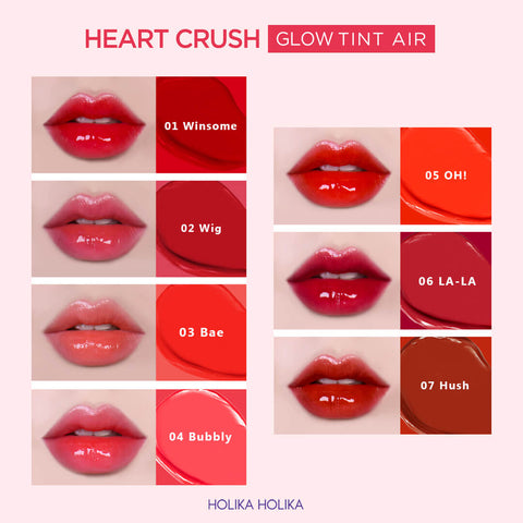 Heart Crush Glow Tint Air