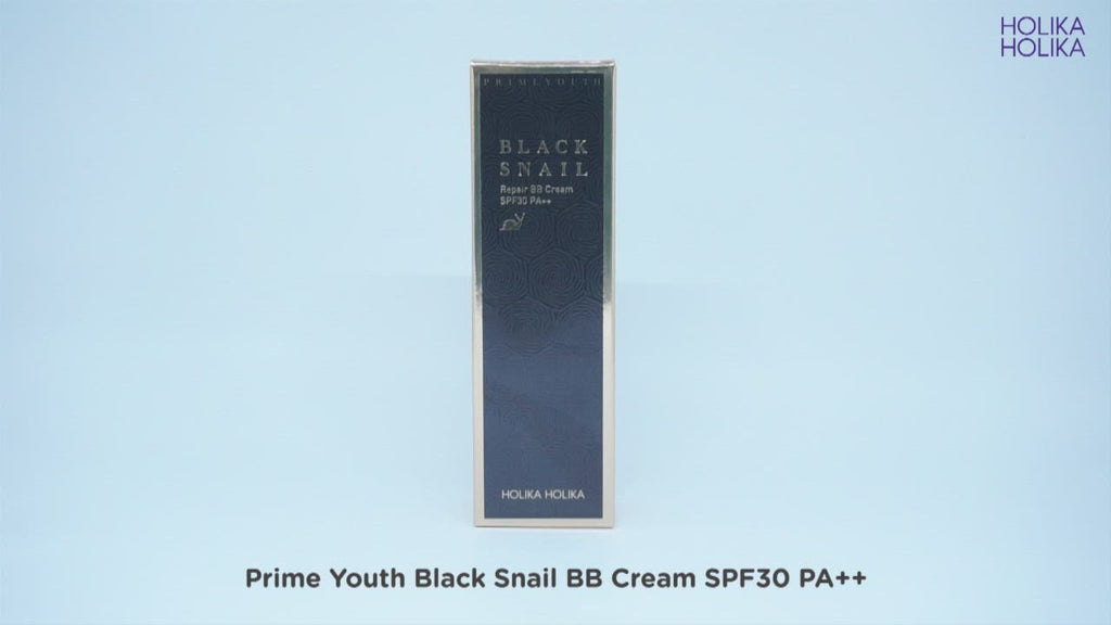 BB Cream | Prime Youth Black Snail BB Cream SPF30 PA++