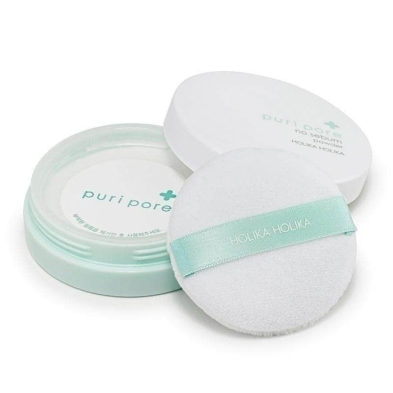 Puri Pore No Sebum Powder - Holika Holika