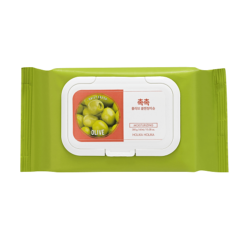 Daily Fresh Olive Cleansing Tissue - Holika Holika