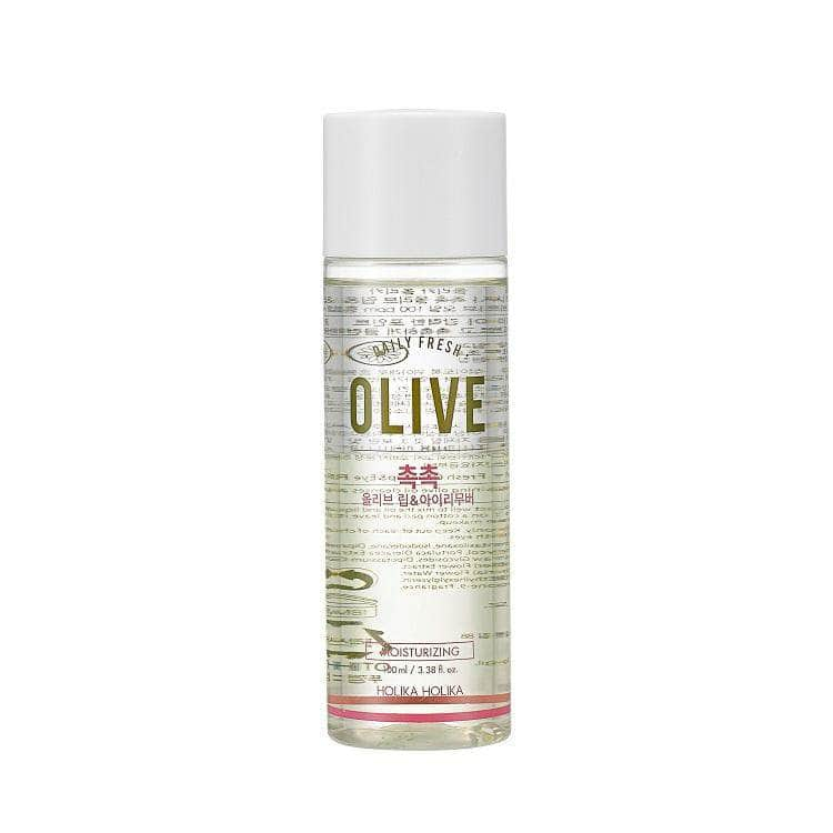 Daily Fresh Cleansing Olive Lip & Eye Remover - Holika Holika