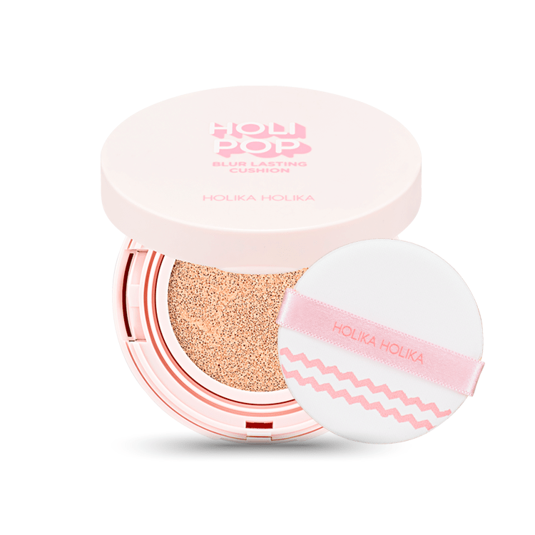Holi Pop Blur Lasting Cushion - Holika Holika
