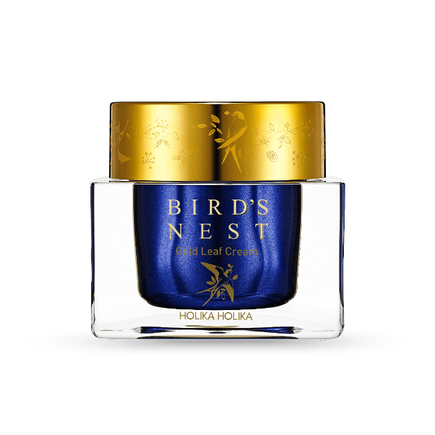 Prime Youth Bird's Nest Gold Leaf Cream AD - Holika Holika