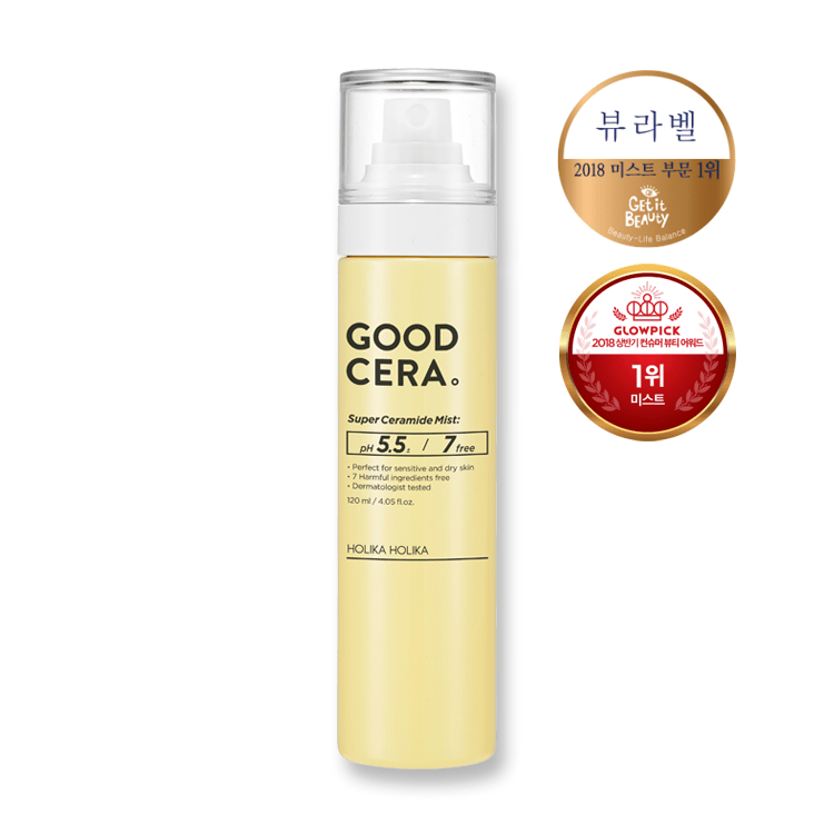 Good Cera Super Ceramide Mist - Holika Holika