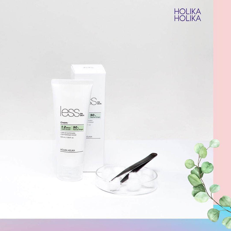 Pelembab Kulit Sensitif | Less On Skin Cream
