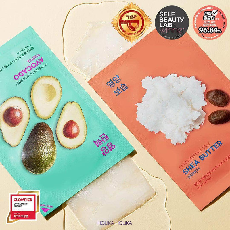 Masker Wajah | Pure Essence Mask Sheet