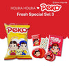 PEKO Fresh Special Set #3