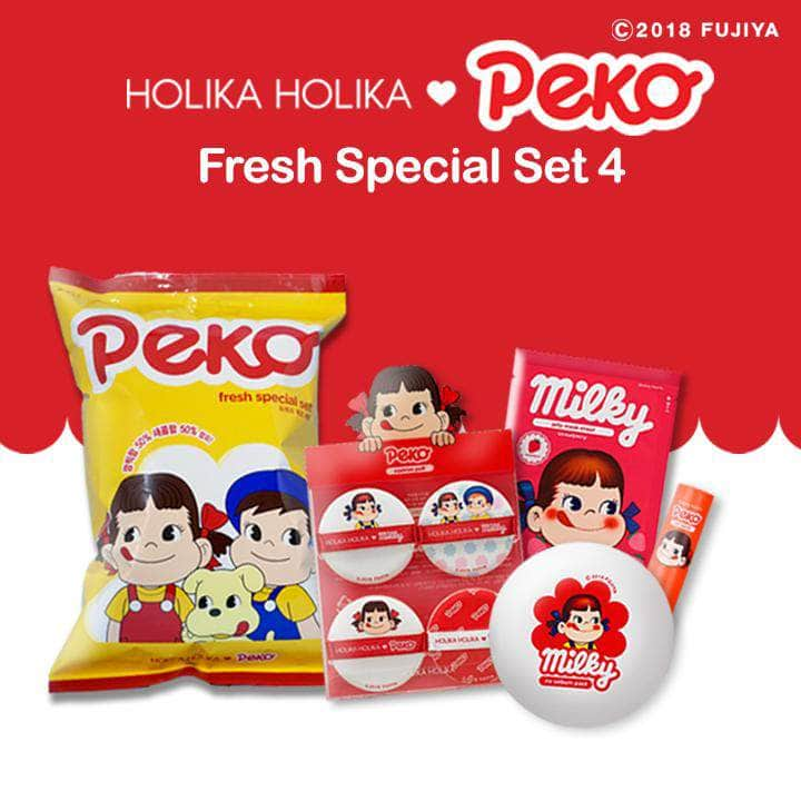 PEKO Fresh Special Set #4