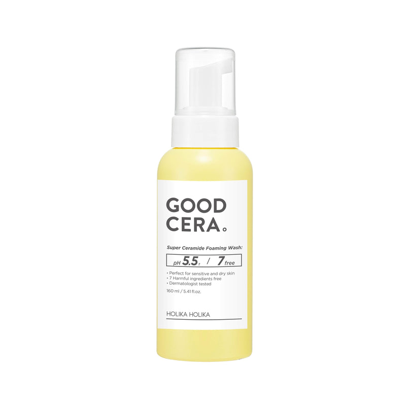 Good Cera Super Ceramide Foaming Wash - Holika Holika
