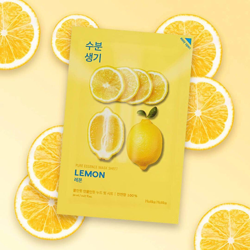 (10pcs) Pure Essence Mask Sheet