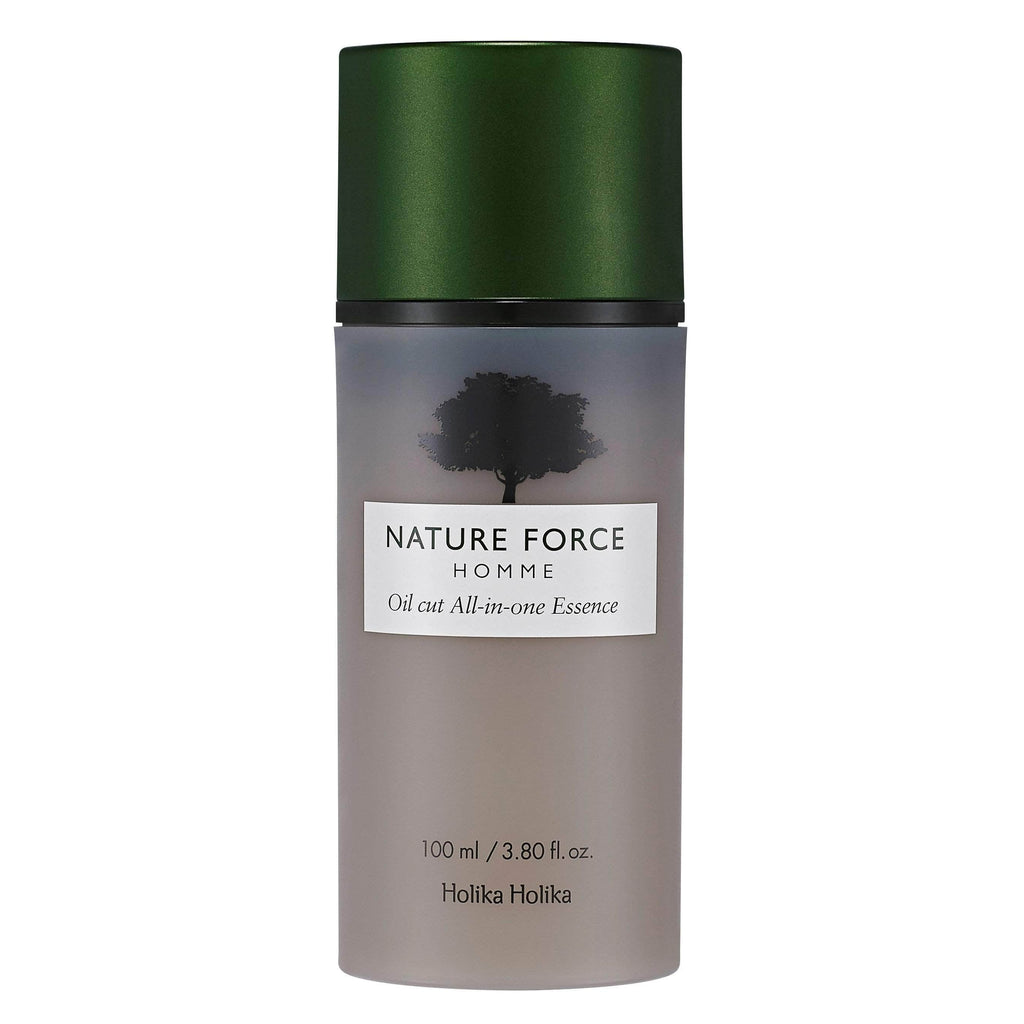 Nature Force Homme Oil Cut All in One Essence - Holika Holika