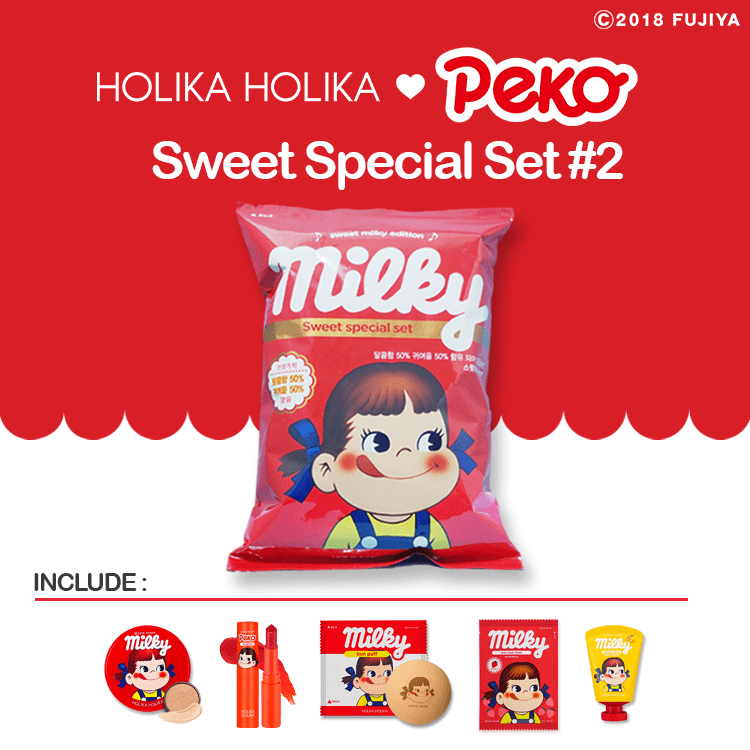 PEKO Sweet Special Set #2