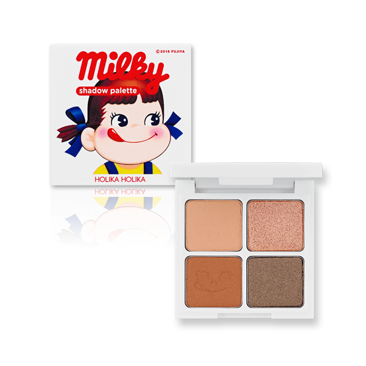 PEKO Eye Shadow Palette - Holika Holika
