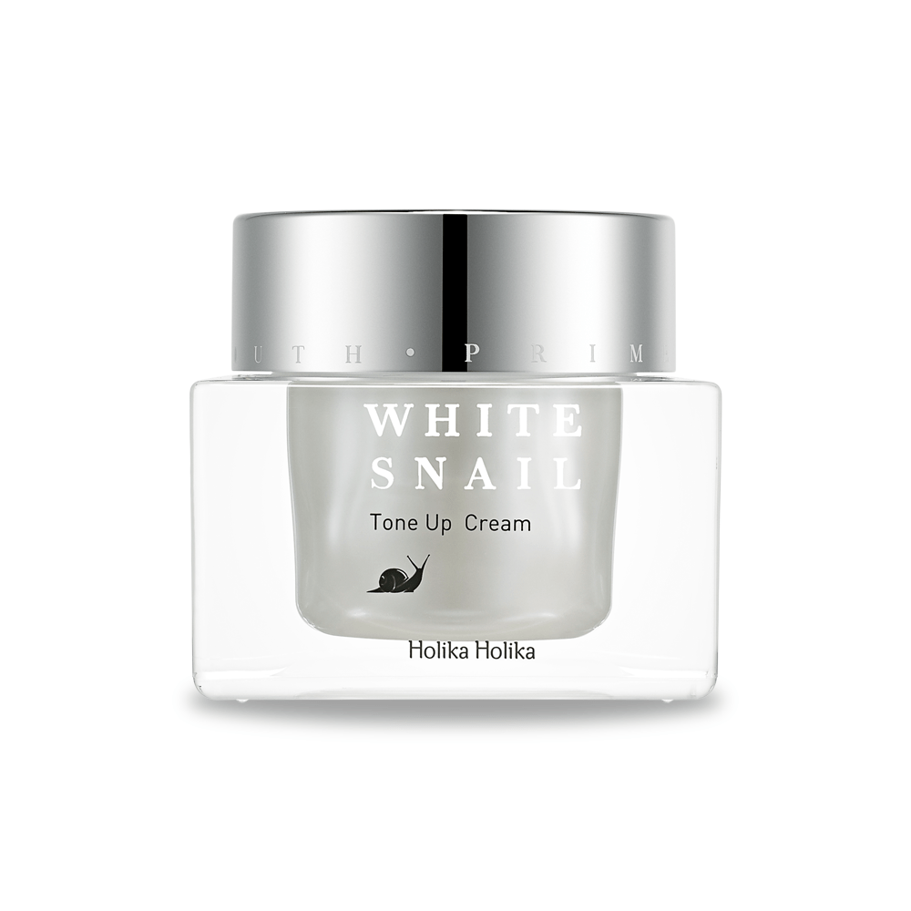 Prime Youth White Snail Tone Up Cream - Holika Holika