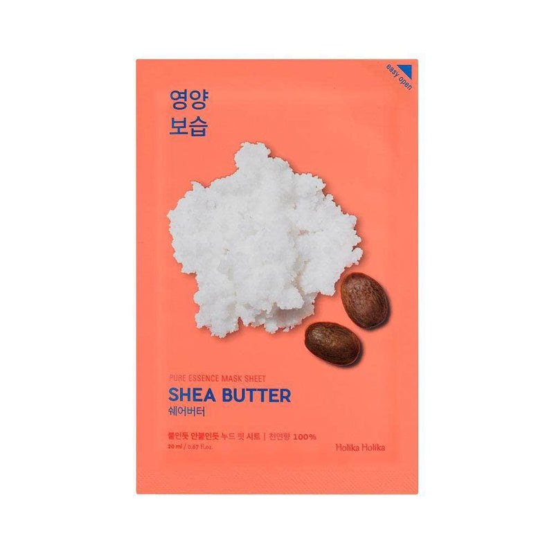 Masker Wajah | Pure Essence Mask Sheet Shea Butter