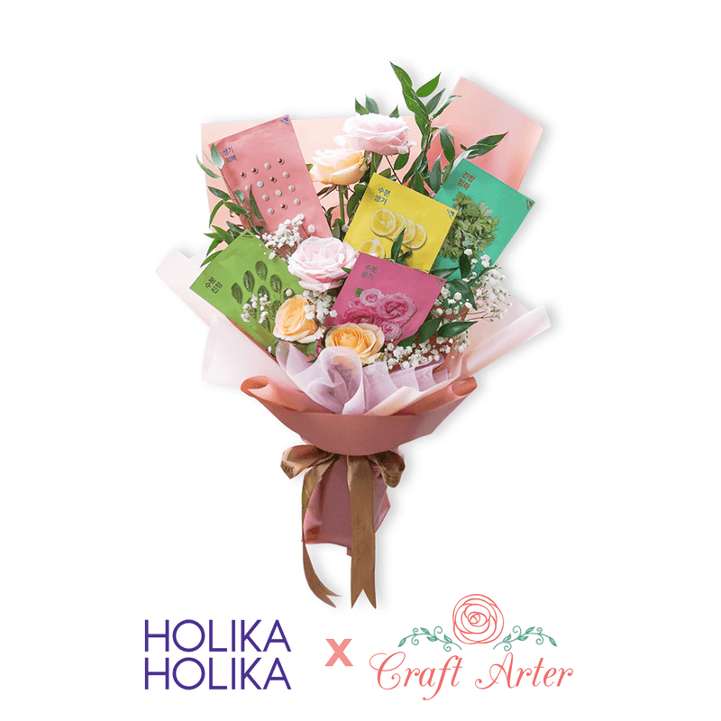 Holika Holika Pure Essence Rose Bouquet - Holika Holika