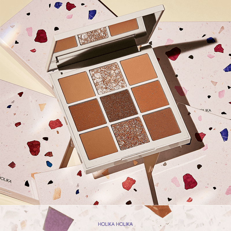 Eyeshadow Palette | Terazzo Shadow Palette